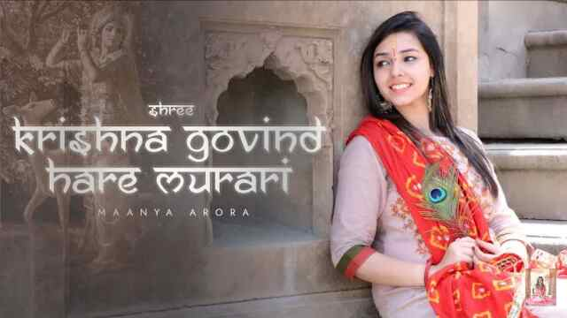 maanya-arora-shree-krishna-govind-mp3-download