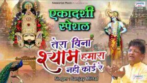 Tere Bina Shyam Hamara Nahi Koi Re Mp3 Download – Sanjay Mittal